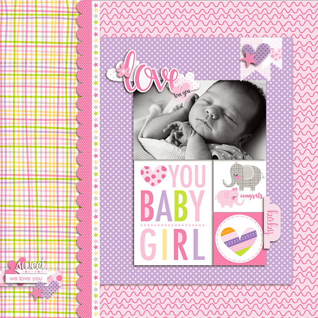 1fd7ea827bf Sweet Baby Girl